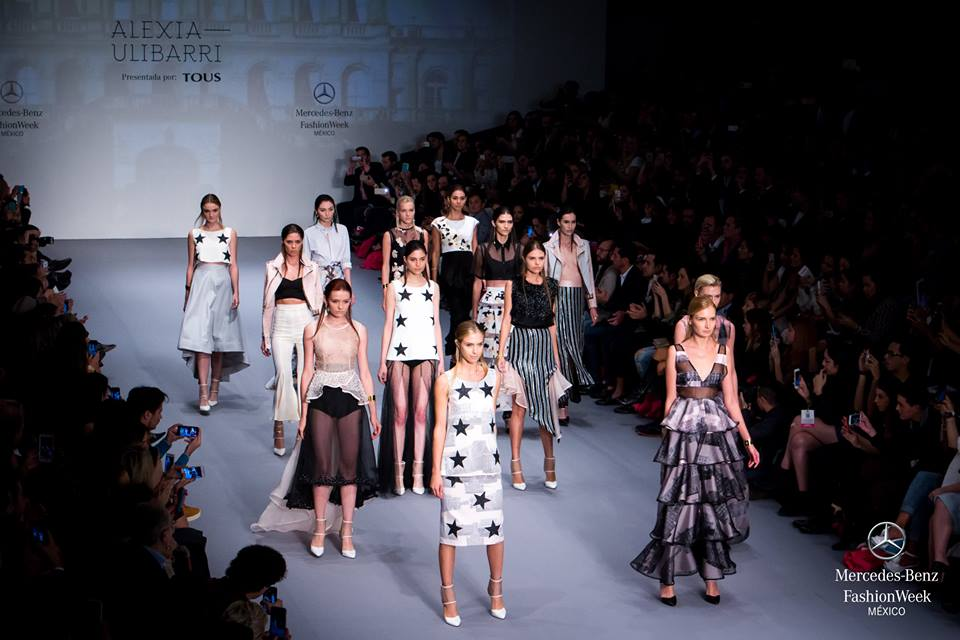 PASARELA DE ALEXIA ULIBARRI | MERCEDES-BENZ FASHION WEEK MÉXICO 2015