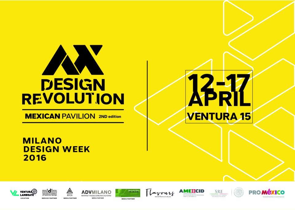 Mexican Pavilion en Milano Design Week 2016 | Milano Design Week 2016