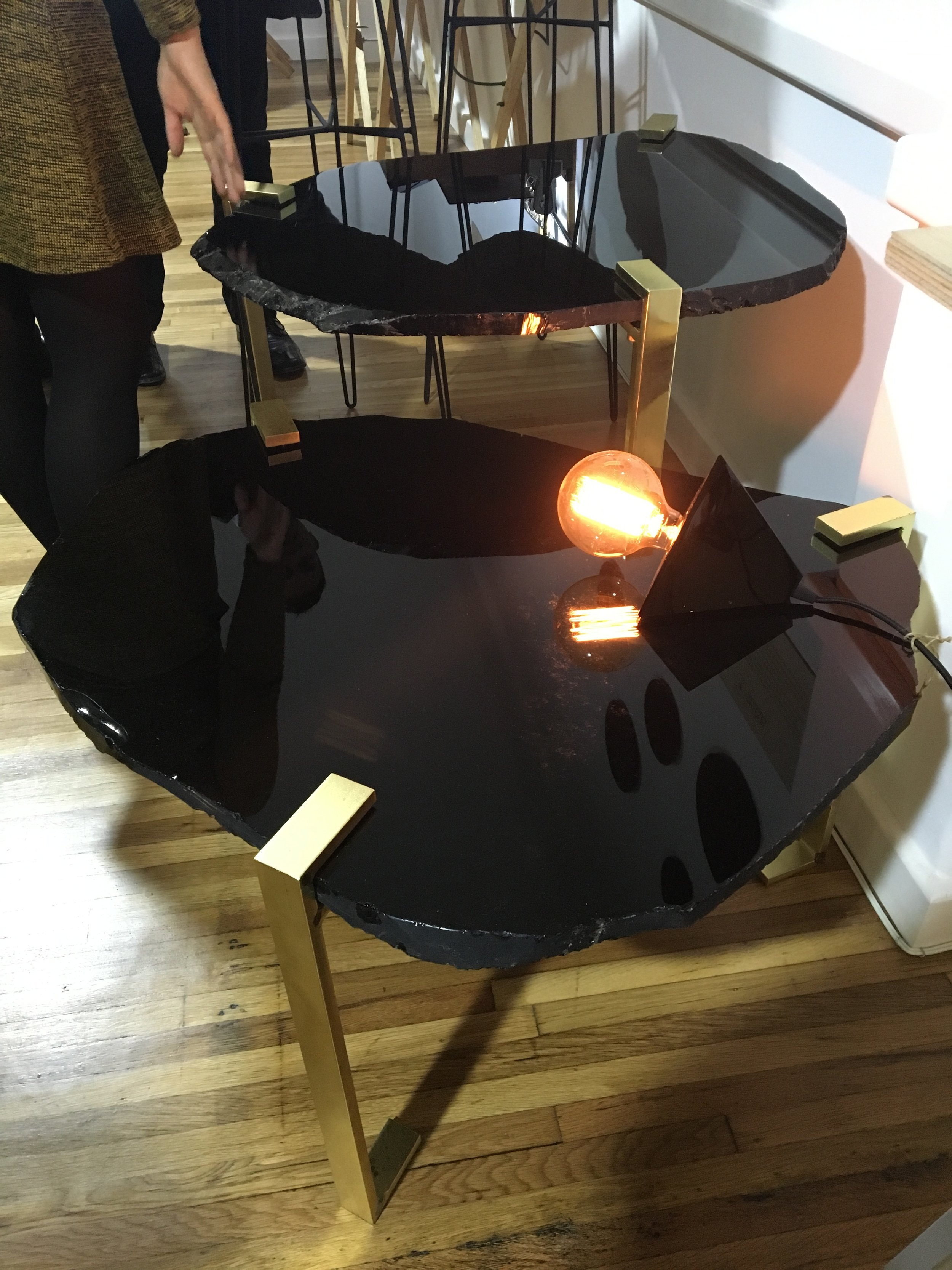 Mesa de Taller de Obsidiana