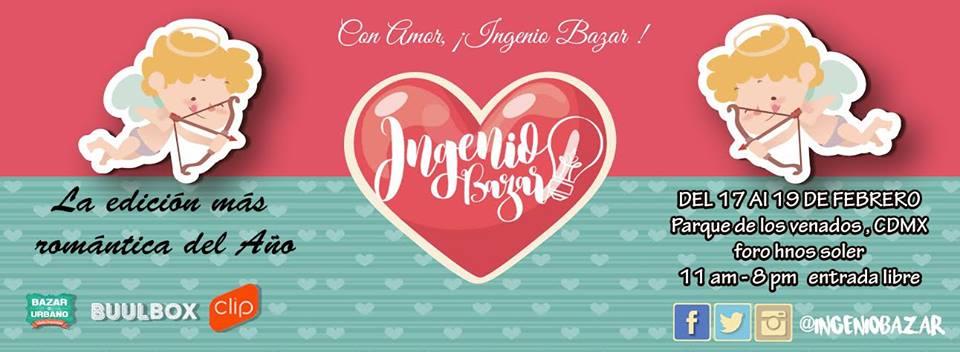 INGENIO BAZAR EN PARQUE DE LOS VENADOS, CDMX