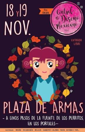 central de diseño mexicano noviembre 2017