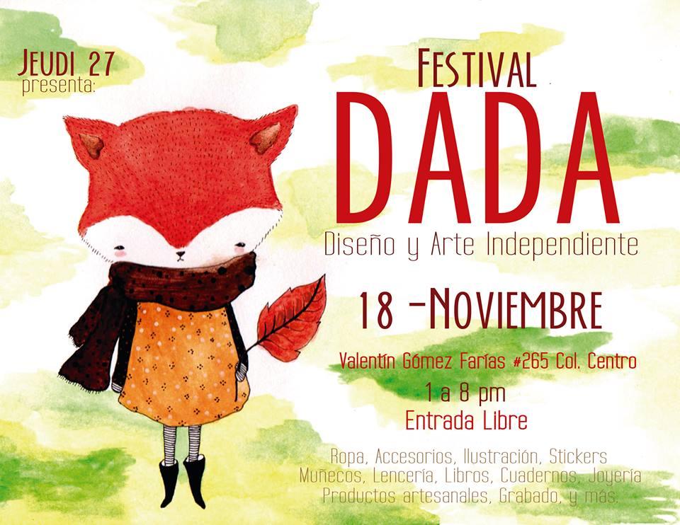 festival dada noviembre 2017