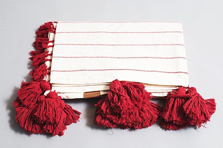 Mantel Telar de Cintura Jamaica - $2,150 pesos
