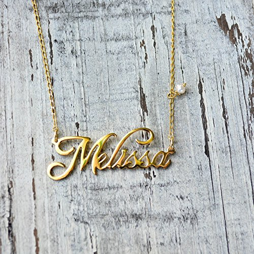 Tu Nombre en Plata / Oro - $775 pesos