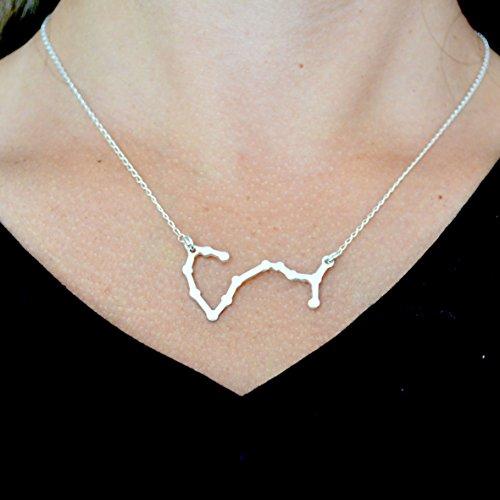 Collar Constelación - MXN $550.00