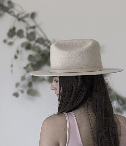 Sombrero créme - MXN $1600.00