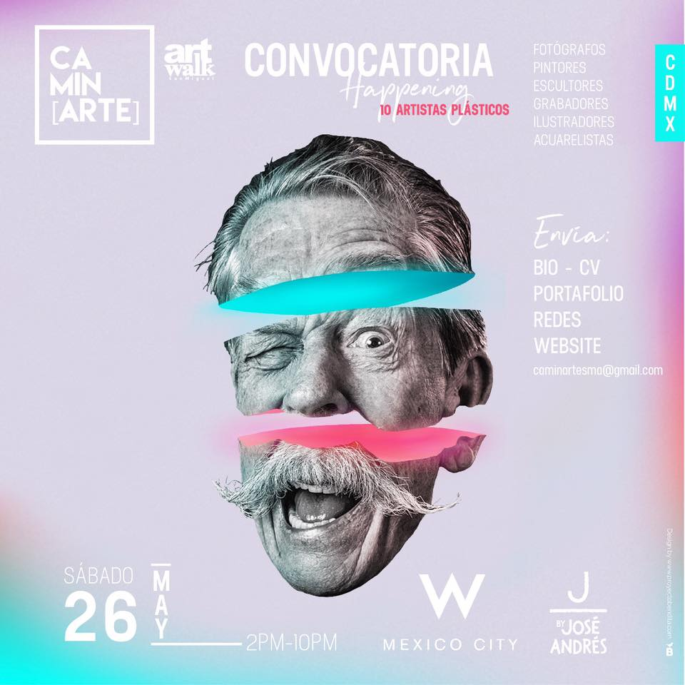 CaminArte Art Walk