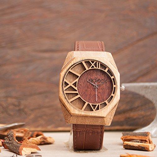 Reloj de madera - MXN $1,000