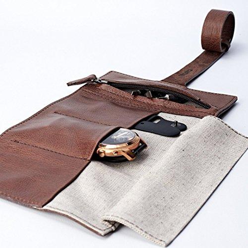 Relojero de piel - MXN $1,529