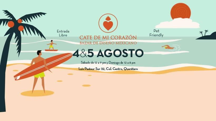 Cate de Mi Corazón - Bazar de Diseño Mexicano