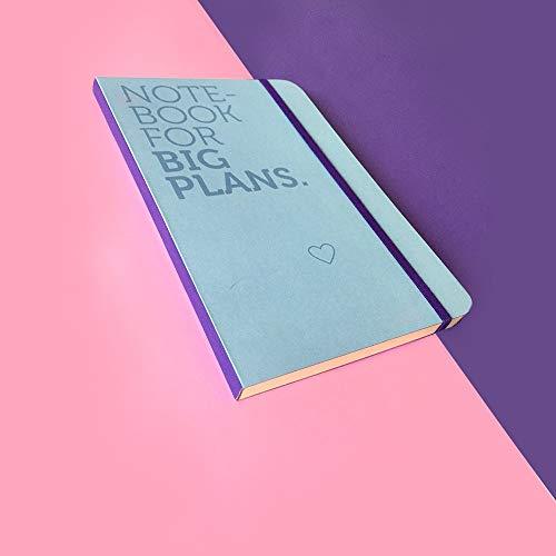 Notebook for big plans. - MXN $150.00