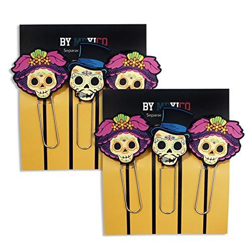 Separadores de Libro Catrines - MXN $280.00