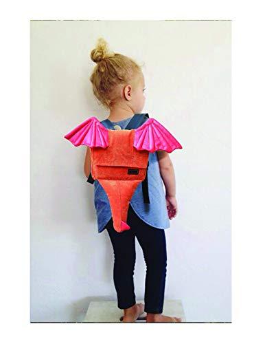 Mochila alas de dragón - MXN $1500.00
