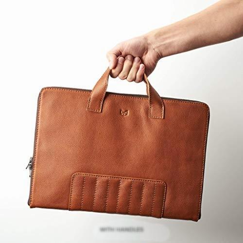Funda de piel para laptop - MXN $2319