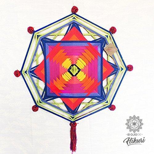 Ojo de Mandala tejido - MXN $1,400