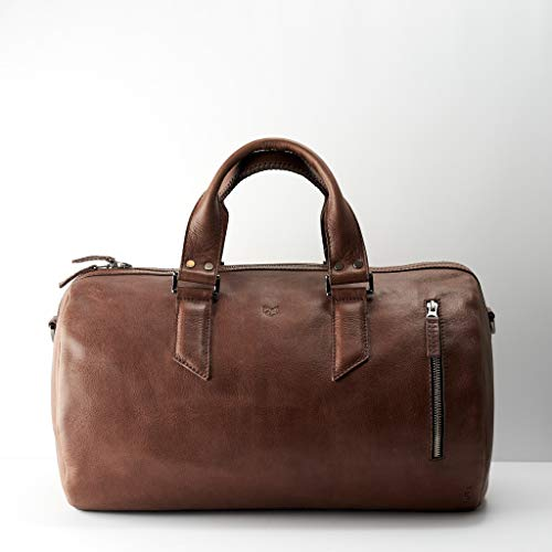 Duffle bag piel - MXN $6,749
