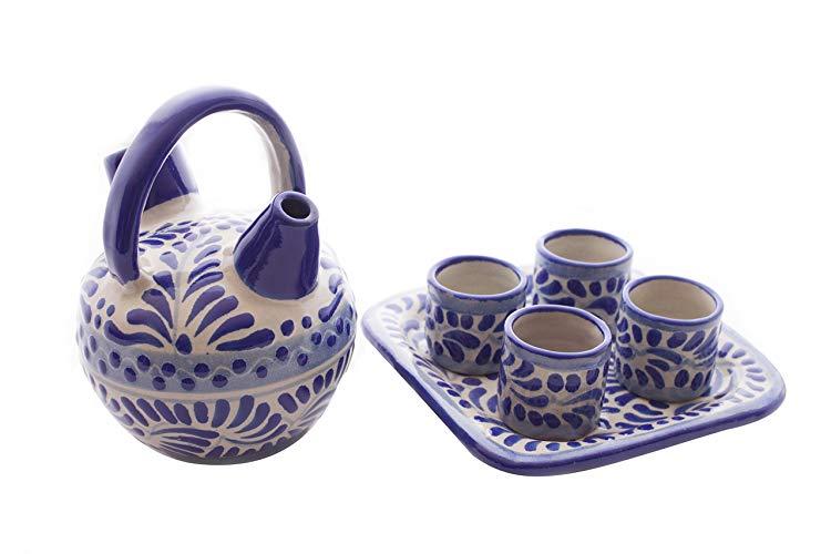 Set Porrón Talavera - MXN $890.00