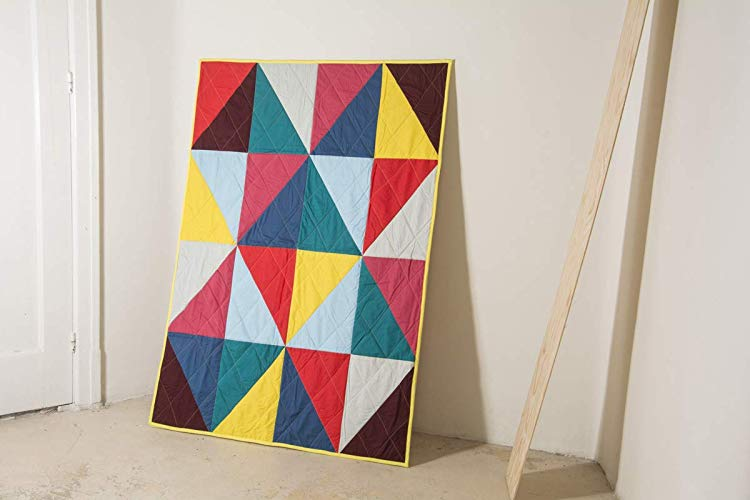 Colchita Rombos Multicolor - MXN $1,700