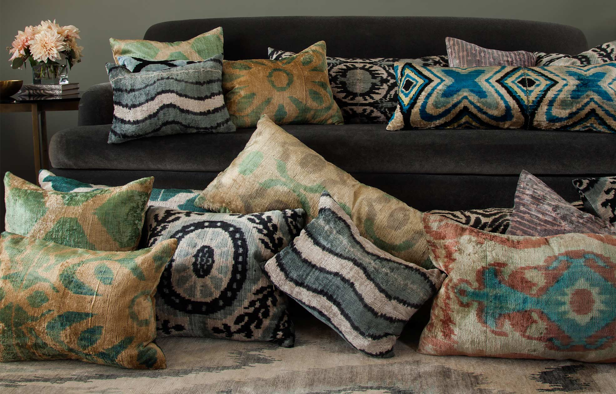 Where to get custom pillows made San Francisco Bay Area and Los Angeles