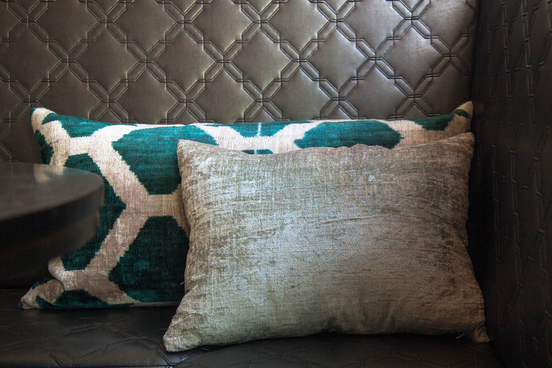 custom pillows San Francisco Bay Area and Los Angeles