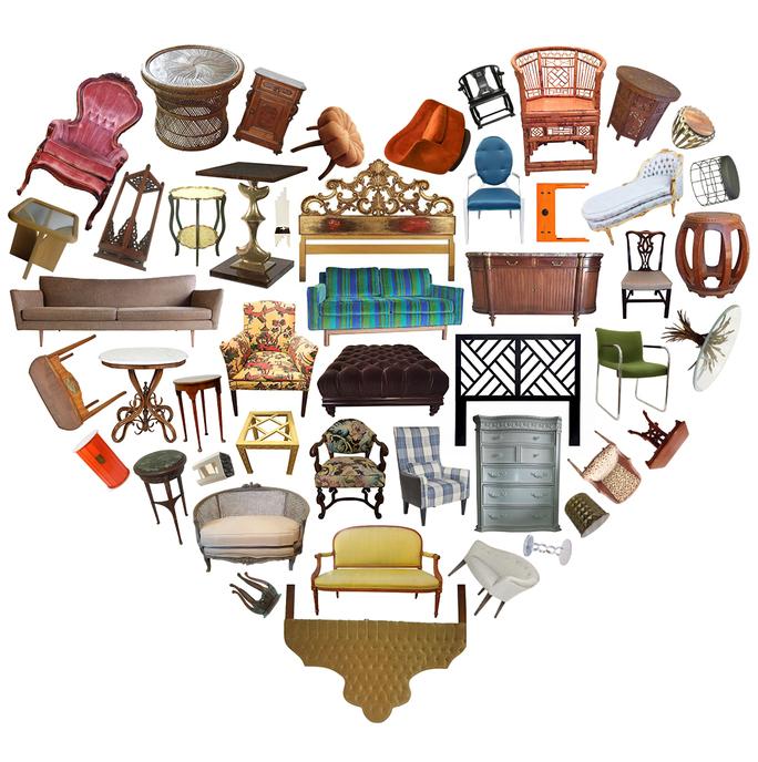 Tips for shopping vintage furniture online