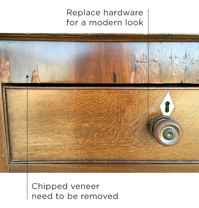 Where to get an antique dresser refinished San Francisco Bay Area and Los Angeles