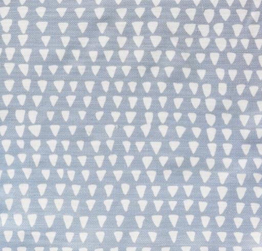 indigo arrows - stone blue