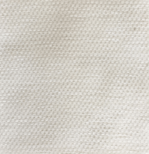 Decor de Paris Ice Cube stain resistant upholstery fabric in Stark White color