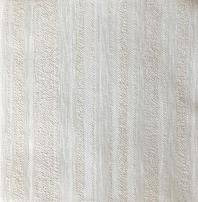 Decor de Paris Melange stain resistant upholstery fabric in Stark White