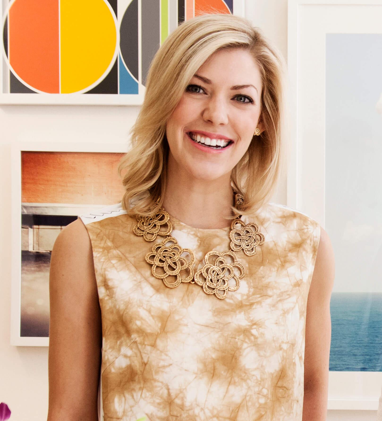 Elizabeth Brown CEO of Viyet