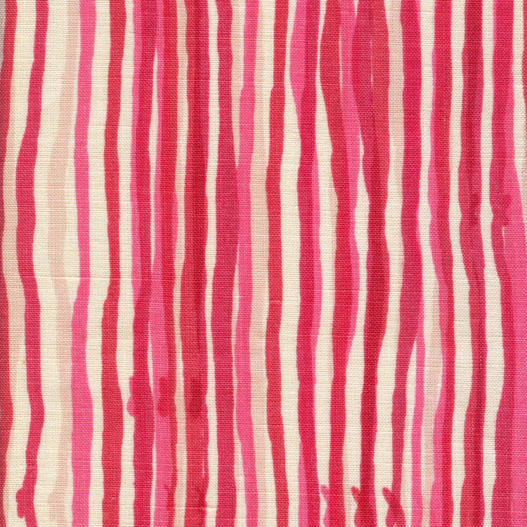 Stripe rose | Upholstery fabric San Francisco Bay Area and Los Angeles
