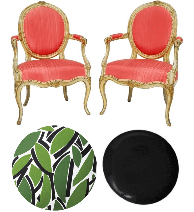 Antique fauteuil chair restoration San Francisco Bay Area and Los Angeles