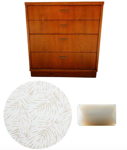 Vintage dresser restoration San Francisco Bay Area and Los Angeles