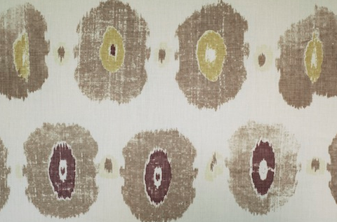 Penny Morrison Bolton in Brown | Upholstery Fabric San Francisco Bay Area and Los Angeles