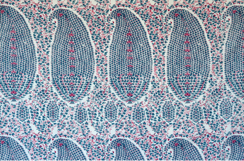 Penny Morrison  Jamawar | Upholstery Fabric San Francisco Bay Area and Los Angeles