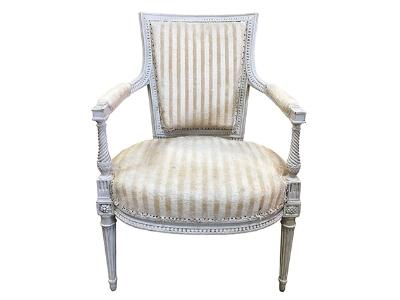 Antique chair restoration San Francisco Bay Area