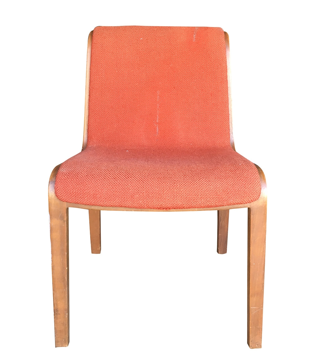 Vintage Knoll Dining Chair reupholstery San Francisco Bay Area and Los Angeles