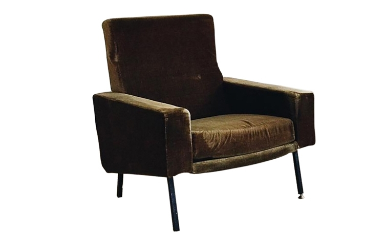 Vintage lounge chair upholstery San Francisco Bay Area and Los Angeles