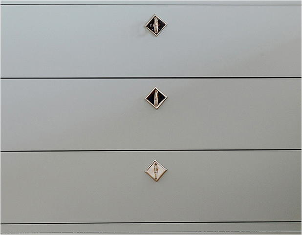 Metal plating furniture drawer pulls San Francisco Bay Area and Los Angeles