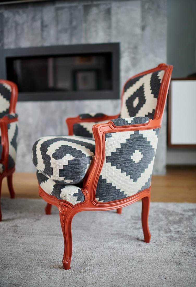 reupholster Heirloom Bergère Chairs San Francisco Bay Area and Los Angeles
