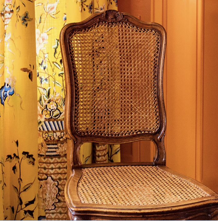 Chair Caning | Seat Rushing Services | San Francisco Bay Area | Los Angeles