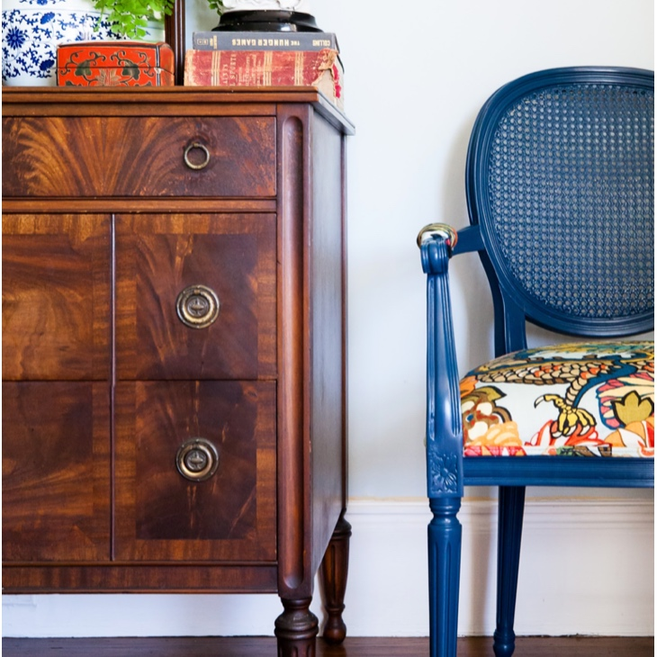 "…if we hadn't found Revitaliste. - ""This bedroom furniture from my parents would STILL be in our garage if we hadn't found Revitaliste.""MARK W., Tiburon, CA"
