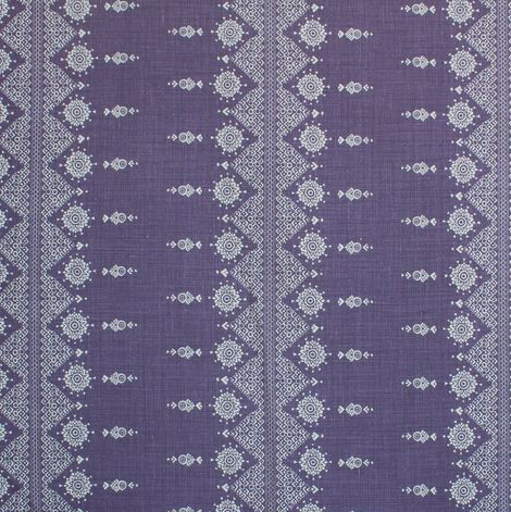 """Carmania"" in royal purple"