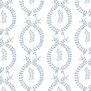 """Anna Jefferys """"Laurel"""" in Blue"""