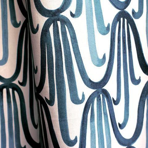 """Carley Kahn """"Ladies Of the Waterfall"""" in Indigo"""