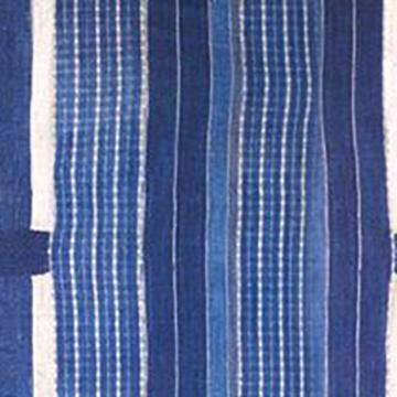 "Jennifer Shorto ""Lake Taabo"" in Blue"