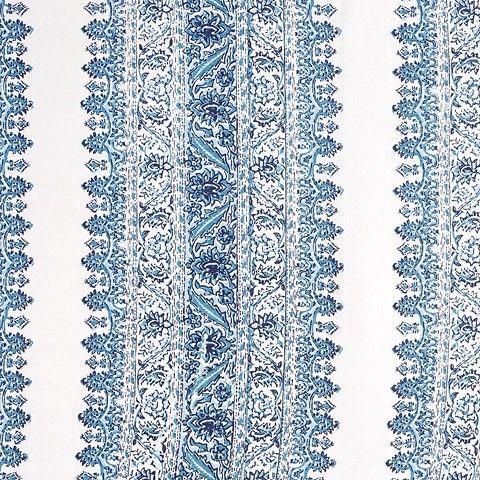"John Robshaw ""Migava"" in Turquoise"