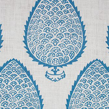 "Katie Ridder ""Leaf"" in Blue"