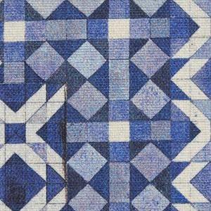 "Liberty London Fabrics ""Parquet Simon"" in Moonlight"