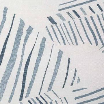 """Rebecca Atwood """"Mixed Stripe"""" in Blue & Slate"""